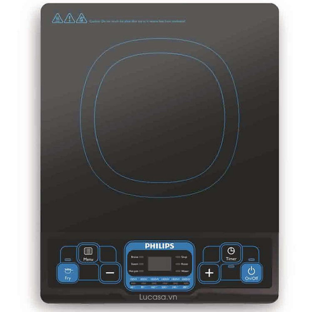 Bếp Từ Philips HD4921 - 2100W