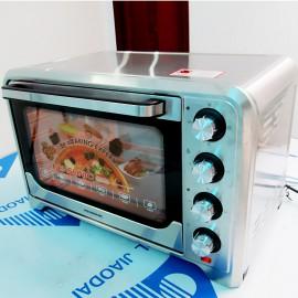 Lò nướng Pensonic PEO-3803G - 38 lít  Vỏ Inox