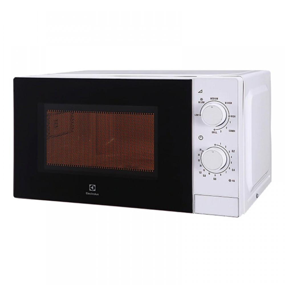 Lò Vi Sóng Electrolux EMM2022GW - 20L 1000W - Có Nướng