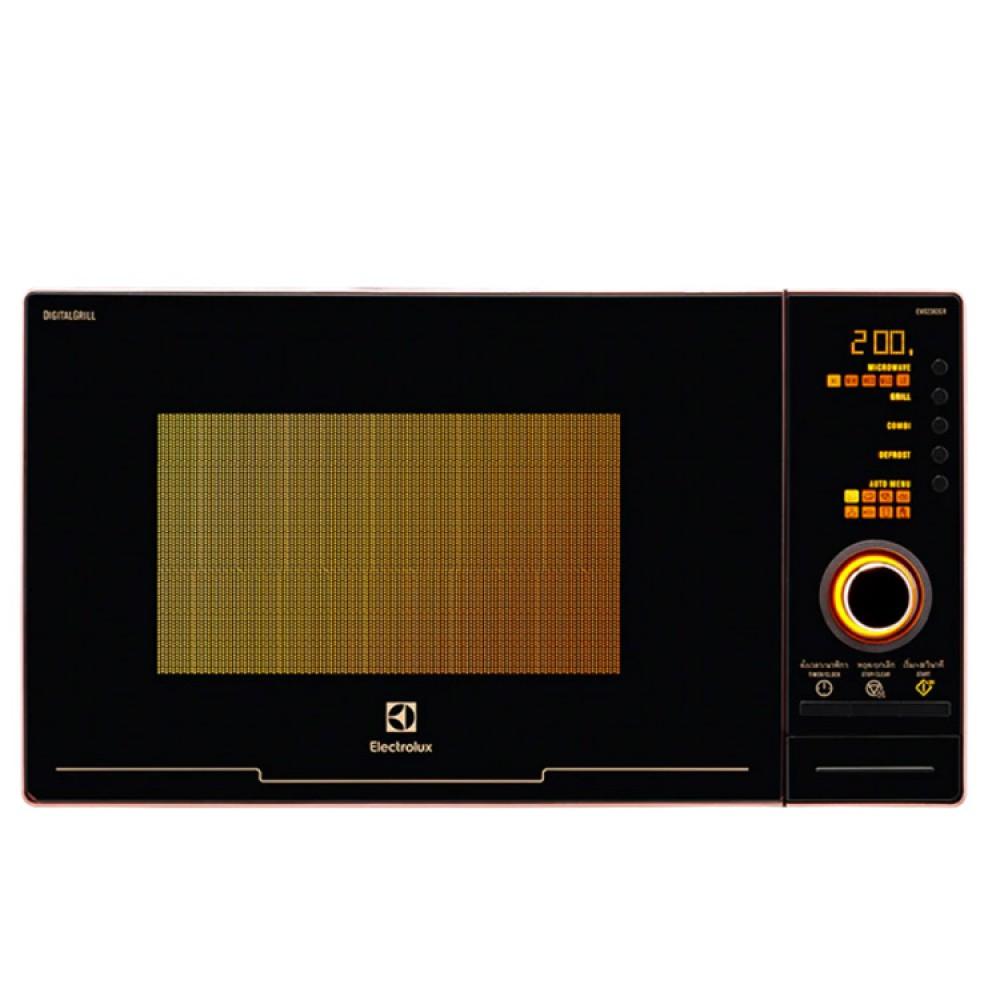 Lò Vi Sóng Electrolux EMS2382GRI - 23L 1000W - Có Nướng - Inverter - GIÁ SHOCK