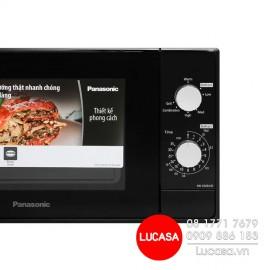 Lò Vi Sóng Panasonic NN-GM24JBYUE - 1000W 20L Có Nướng