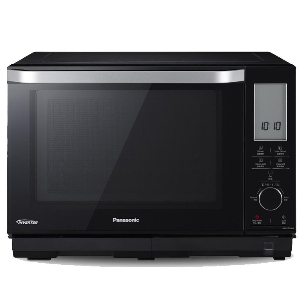 Lò Vi Sóng Panasonic PALM-NN-DS596BYUE- 1000W 27L - Có Nướng