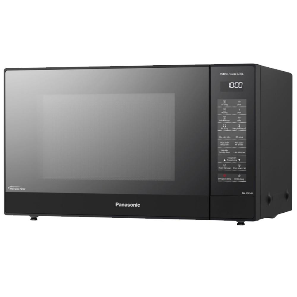 Lò Vi Sóng Panasonic PALM-NN-GT65JBYUE - 1000W 31L - Có Nướng