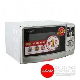 Lò Vi Sóng Sharp R-20A1(S)VN - 800W 20L