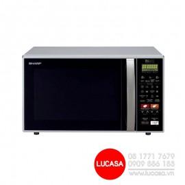 Lò Vi Sóng Sharp R-C900VN(S) - 1100W 26L Có Nướng
