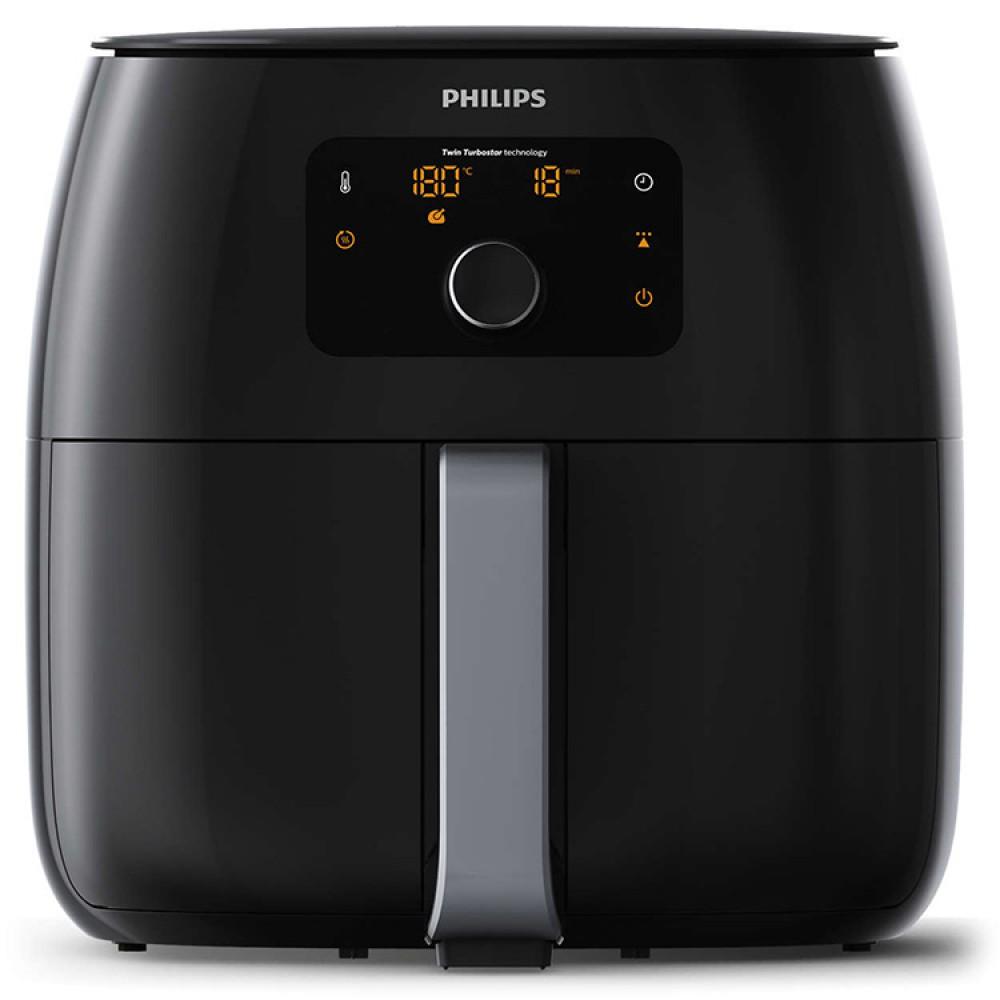 Nồi Chiên Không Dầu Philips HD9650/91 - XXL 7.3L - 3.5L