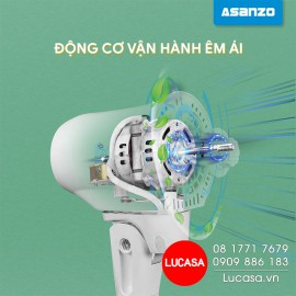 Quạt Đứng Asanzo AR520 - Remote