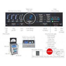 Máy Giặt Panasonic NA-FS11V7LRV - 11.5Kg