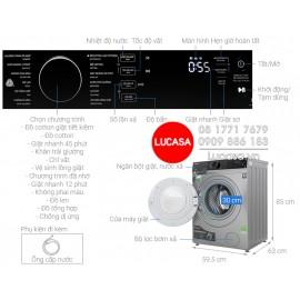 Máy Giặt Toshiba TW-BH105M4VSK - 9.5Kg