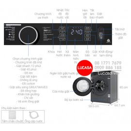 Máy Giặt Toshiba TW-BK115G4VSS - 10.5Kg
