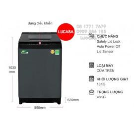 Máy Giặt Toshiba AW-DUJ1400GV - 13Kg