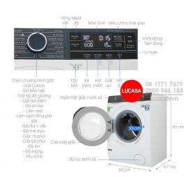 Máy Giặt Electrolux EWF9523BDWA - 9.5Kg
