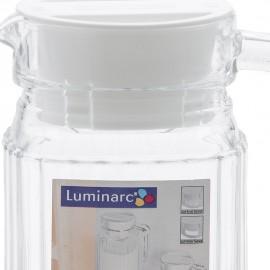Bình Nước Thủy Tinh Luminarc Quadro G2667 0.5 Lít