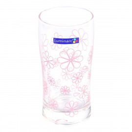 Bộ Bình Ly Thủy Tinh Luminarc 5 Món Funny Flower J8515