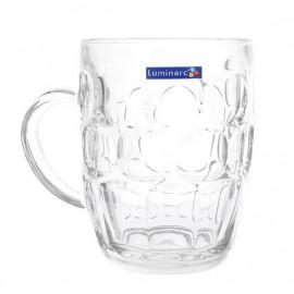 Bộ 6 Ly Bia Thủy Tinh Luminarc Britannia 15706 - 290ml