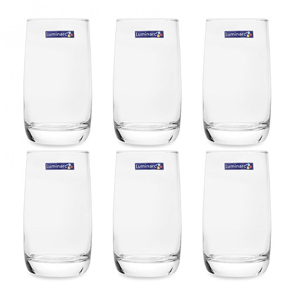 Bộ 6 Ly Thủy Tinh Cao Luminarc Vigne H2104 - 350ml