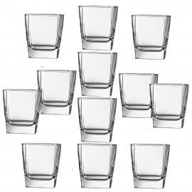 Bộ 12 Ly Rượu Thủy Tinh Luminarc Sterling L8087 - 60ml