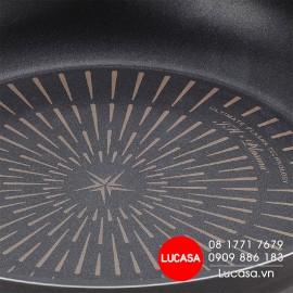 Chảo Chống Dính Đáy Từ Happycall Titanium - 24Cm