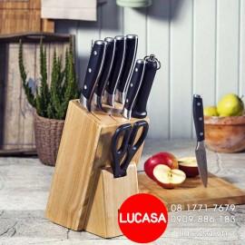 Bộ Dao Korkmaz Multi Blade A550 - 9 Món