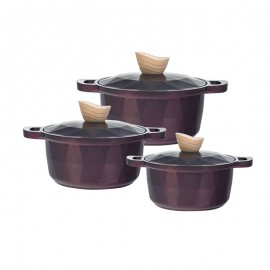 Bộ nồi Ceramic Koreaking KDC-6000IHC
