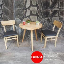 Bộ Bàn Café - Trà Sữa CFTS-L334 - 1 Bàn 2 Ghế