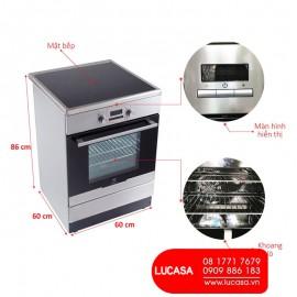 Bếp Điện Từ Thùng Electrolux EKI64500OX - Sản Xuất Tại Romania