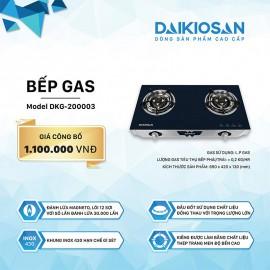 Bếp Gas Daikiosan DKG-200003 - 69cm Việt Nam