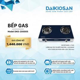 Bếp Gas Daikiosan DKG-200005 - 69cm Việt Nam