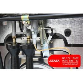 Bếp Gas Dương Electrolux ETG729GKTR