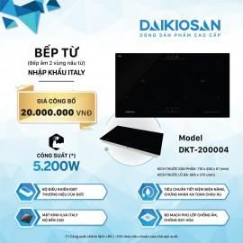 Bếp Từ Daikiosan DKT-200004 - 71cm Italy