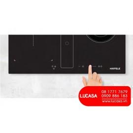Bếp Từ Hafele HC-IHH80A 539.66.698 - 80cm 6100W Đức