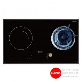 Bếp Từ + Ga Kaff KF-088IG - 73cm Malaysia