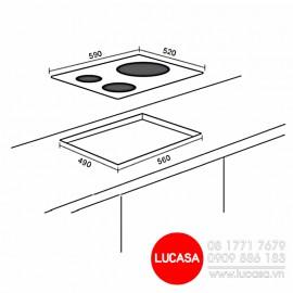 Bếp từ Binova BI-344-ID
