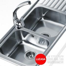 Chậu Rửa Chén TEKA CLASSIC 1160.500 2B.1D (2C.1E) - Thổ Nhĩ Kỳ