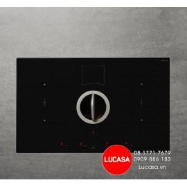 Bếp Từ Kết Hợp Máy Hút Mùi Elica Nikola Tesla Switch BL - 83cm Made in Italy