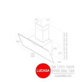 Máy Hút Mùi Elica SHIRE BL/A/90 (No Filter) - 90cm
