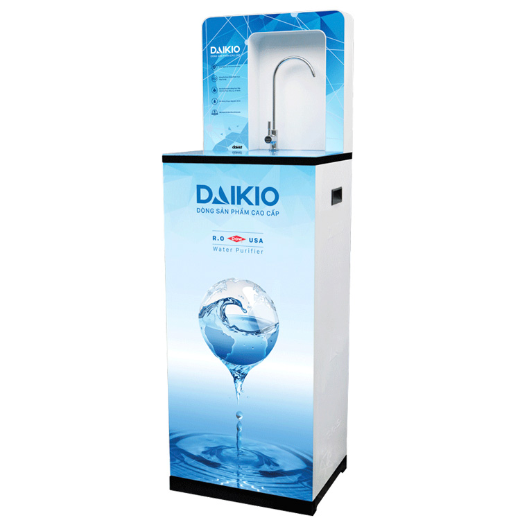 Máy Lọc Nước RO Daikio DKW-00009A - 4 Thô 9 Cấp