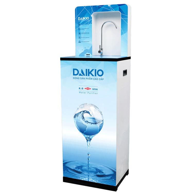 Máy Lọc Nước RO Daikio DKW-00010a - 4 Thô 10 Cấp