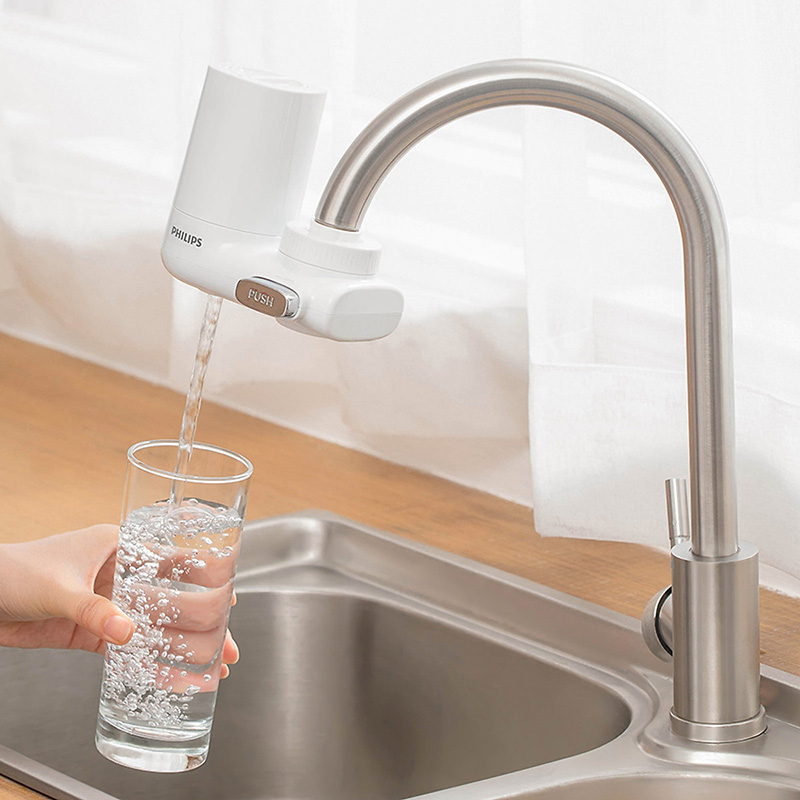 Bộ lọc nước tại vòi Philips AWP3753