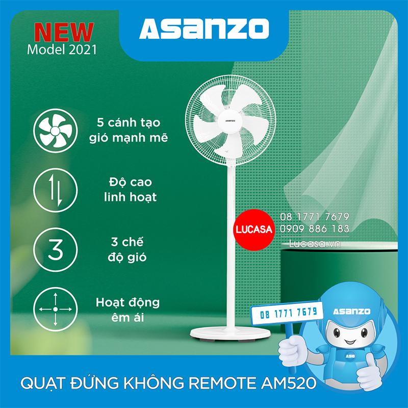 Quạt Đứng Asanzo AM520