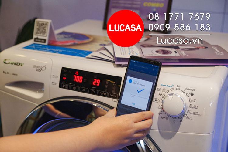 Máy giặt Candy GVS 149THC3/1-04 - Bảng điển khiển