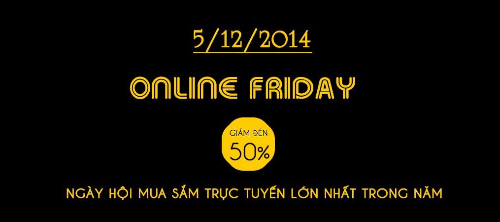 Online Friday Lucasa Việt Nam