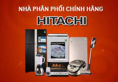 Nhà Phân Phối Hitachi Chính Hãng Tại Tp Hồ Chí Minh
